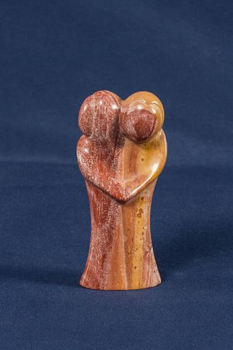Standing Lovers 14 cm